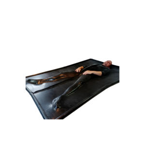 latex rubber vacbed